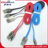 De mobiele Toebehoren die van de Telefoon Kabel USB van V8 laden