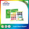 Dépôt d'impression du catalogue des couleurs pour la colle à base d'eau