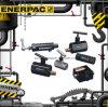 Valvole di regolazione di flusso di Enerpac e di pressione