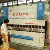 Máquina de dobra hidráulica da placa de aço de WC67Y-100T/6000 E21