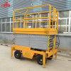 plate-forme électrique hydraulique mobile de levage de ciseaux de fournisseur du principal 10 de 500-2000kg 4-18m Chine avec le prix usine