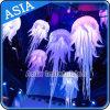 Belle partie de l'éclairage décoration avec les méduses ballon gonflable