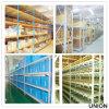 Mensola lunga a uso medio della portata del magazzino