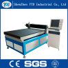 Ventas al por mayor de cristal templado CNC máquina de corte con la norma ISO 9001