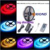 Jogo da tira do diodo emissor de luz de SMD5050 300LEDs/Roll RGB