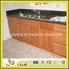 China Green Granite Vanity Top para Bathroom ou Kitchen