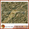 Parede de pedra do granito do ouro de Calefornia/telha importadas da cozinha