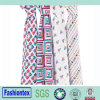 Wholesales Imprimir toalla de algodón 100% de la tela de muselina eructo del bebé