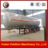 55m3/55cbm/55, 000 do LPG litros de reboque do tanque