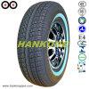 La pared lateral de color blanco de Turismos comerciales de los Neumáticos Los neumáticos Los Neumáticos Los neumáticos Van