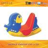 Ruiter van de Schok van de Stijl van de Olifant van het Stuk speelgoed van jonge geitjes de Plastic (PT-044)