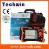 Medida óptica de fibra óptica de la red OTDR de Techwin FTTH FTTX