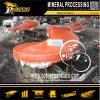 Concentración Minería Mineral Máquina de procesamiento de mineral de oro Gravedad espiral Concentrador