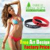 Kundenspezifisches Silicone Bracelet für Fitness/Basketball/Crossfit