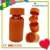 Broyeur en plastique multifonctionnel de pillule avec le cadre de coupeur de pillule