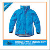 Alta qualidade Mens Waterproof Golf Jacket com Reflective Trim