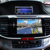 Casella di percorso di GPS dell'interfaccia dello schermo di tocco dell'automobile video per la città 2014 della Honda
