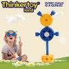 Brinquedos educacionais do enigma de DIY 3D EVA para 3-6 crianças
