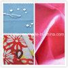 Poliestere Printed Microfiber Peach Skin per Home Textile Garment