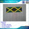 La Jamaïque drapeau national qui a eu lieu à main (B-NF10F02007)