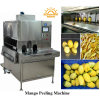 Mangue automatique de gestion par ordinateur traitant la machine d'écaillement de mangue de fruit