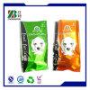 Sacchetto resistente di imballaggio per alimenti del cane della Quadrato-Guarnizione con la chiusura lampo