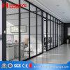 Высокосортная подгонянная дверь стеклянной перегородки