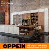 Armadio da cucina di transizione di Oppein grande Thermofoil (PLCC17058)
