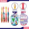 Малыш/ребенок/зубная щетка детей с худенькими & мягкими щетинками, подарком включили пакет 867