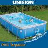 Tela incatramata del PVC di alta qualità per la piscina