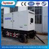 портативный трейлер электрического генератора 500kVA/400kw с 4 колесами
