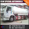 Petrolero de la eliminación de la alcantarilla del carro de la eliminación de la alcantarilla de HOWO 4X2 8t-10ton