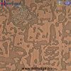 Blatt-Farben-Blatt-Dekoration des Edelstahl-201
