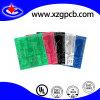 5カラーの二重側面0.8mmの薄いプリント基板PCB