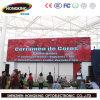 Hohe Video-Wand der Definition-P10 im Freien LED des Bildschirm-LED