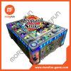 2017 máquinas de juego pesqueras de arcada de la huelga del leopardo de la huelga del tigre del Shooting