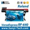 Imprimante dissolvante Roland Versaexpress RF-640, 1.6m, 1440dpi de Digitals Roland Eco