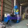 Алюминиевой стружки брикетировочный пресс для переработки
