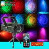 L'acqua mobile del fascio di RGB del mini del LED di acqua dell'onda indicatore luminoso di effetto increspa l'indicatore luminoso per la discoteca del DJ con telecomando
