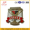 La medaglia del metallo per il gioco di calcio