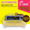 Mini incubateur d'oeufs de poulet d'oeufs complètement automatiques des avoirs 48 (EW-48)