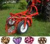 L'équipement Fram tracteur attelé petit l'arracheuse de pommes de terre d'une ligne