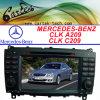 벤즈 Clk A209 (2003-2011년) /Clk C209 (2002-2011년) 차 DVD