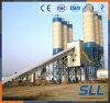 Installation de béton à béton sec Hzs120 pour mélangeur à ciment usagé