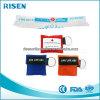 Máscara de CPR de muestra gratis / Máscara de CPR Llavero / máscara de CPR desechable