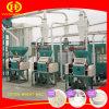 10 tonnellate per macchina di macinazione di farina del frumento di giorno