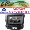 De Speciale Auto DVD van Citroën c-Crosser (CT2D-SCT3)