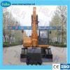 Heißer Rad-Exkavator-kleiner Gräber des Verkaufs-12ton für auf Straßenbau Using