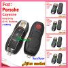 Chave remota esperta para auto Porsche 315MHz Keyless com 3 teclas