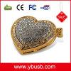 USB do coração da jóia 4GB (YB-162)